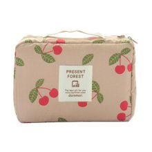Creative High-capacity Makeup Bags/Storage Bags(Cherry)