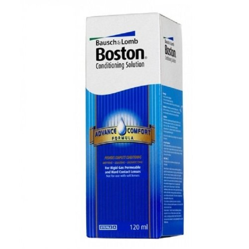 Bausch + Lomb Boston Conditioning Solution 120ml