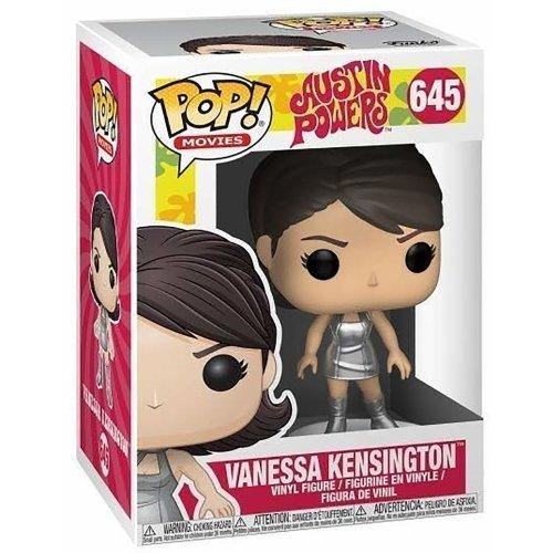 Funko Austin Powers Pop! Vanessa Kensington Vinyl Collectable Figure #645