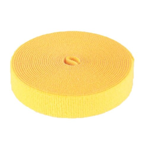 Fastening Tape Cable Ties Double Side Hook Loop Strap Roll - 04