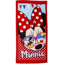 Disney Minnie Mouse 100% Cotton Beach Towel