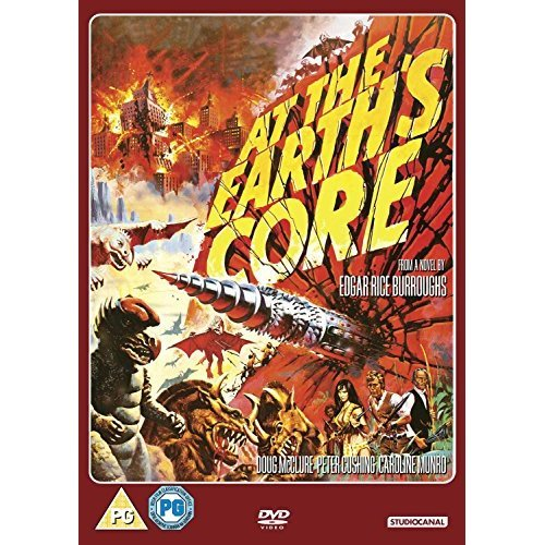 At The Earths Core [DVD] [1976]