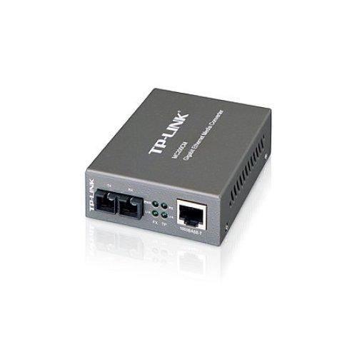 TP-LINK Gigabit Multi-mode Media Converter 850nm network media converter