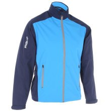 ProQuip Golf Mens Aquastorm PX1 Waterproof Rain Jacket Full Zip Navy/Blue 2X-Large