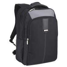 Targus Transit Laptop Computer Backpack fits 15-16 inch laptops - Black/Grey