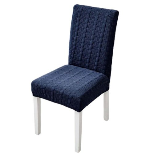 Knit Stretch Dining Room Chair Slipcover - The Chair is not Included - 01