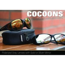 Cocoons Overx Fit over Glasses Sunglasses Polarized Uv