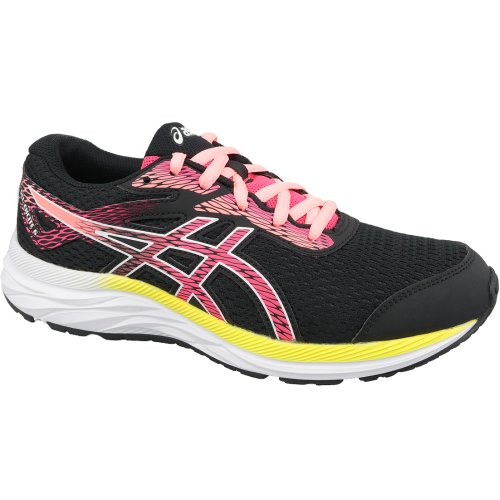 Asics Gel-Excite 6 GS 1014A079-002 Kids Black running shoes