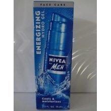 Nivea for Men Energizing Hydro Gel 2.5 oz / 75 ml