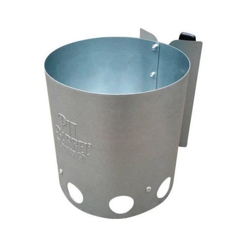 Pit Barrel Cooker 8980591 Charcoal Chimney Starter, Assorted