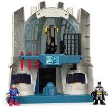 DC Comics Imaginext Batman Vs Superman Hall Of Justice