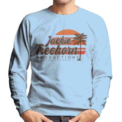 Jackie Treehorn Productions Boogie Nights Men's Sweatshirt