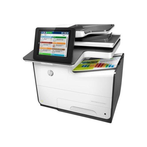 HP L3U43A#B19 Pagewide Managed Color Flow Mfp E58650z Multifunction Printer L3U43A#B19