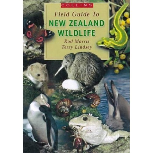 A Field Guide to New Zealand Wildlife