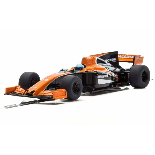 Scalextric C3956 Super Resistant - 2017 Williams F1 Alonso