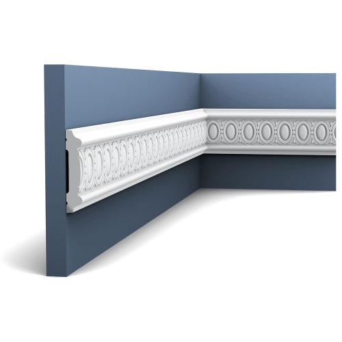 Orac Decor P7030 LUXXUS Panel Moulding Cornice Stucco decoration | 2 m