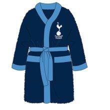 Tottenham Mens Bath Robe - XL - Hotspur Xlarge Crest Gift Warm Official -  tottenham hotspur bath robe xlarge crest gift warm official licensed