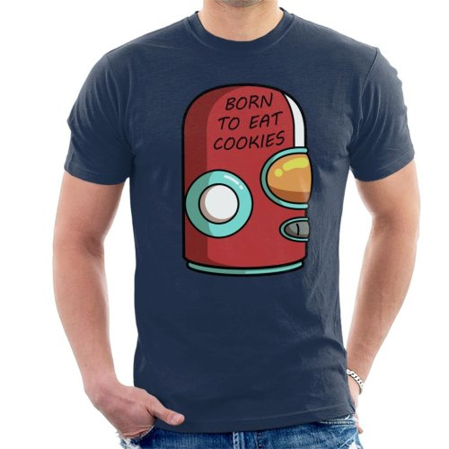 Final Space Gary Born To Eat Cookies Men's T-Shirt