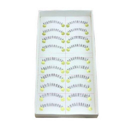Lower Fake Eyelash Natural Fake Eyelashes 10 Pairs