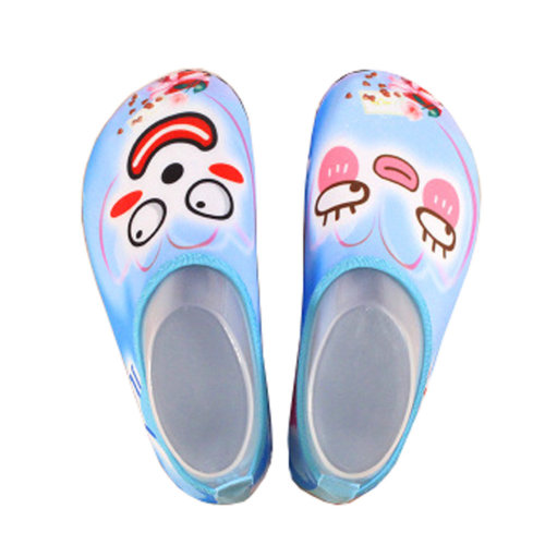 Children Sand Socks Water Skin Shoes Diving Socks,Clown 18cm