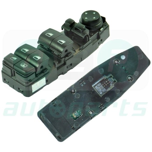 ELECTRIC WINDOW CONTROL MASTER SWITCH FRONT RIGHT FOR BMW F10 F11 F18 F07 F06