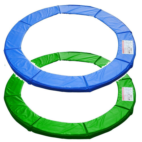 Howleys 10ft Trampoline Padding in Blue, Green or Red - Fits Round Trampolines