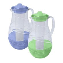 2.3L Fruit Infusion Pitcher Jug with Infusion Core For Fruit Flavoured And Infused Water And Iced Drinks