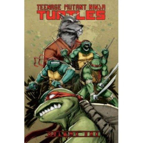Teenage Mutant Ninja Turtles: Shell Unleashed Volume 1