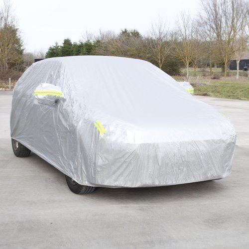 Car Cover - 2XL Waterproof Sun UV Rain Snow