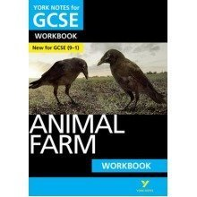 Animal Farm: York Notes for Gcse Workbook