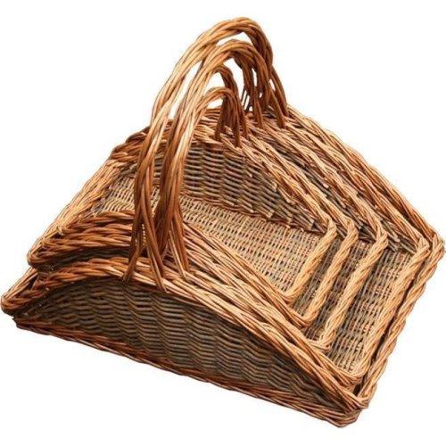 Set of 5 Fireside Log Baskets