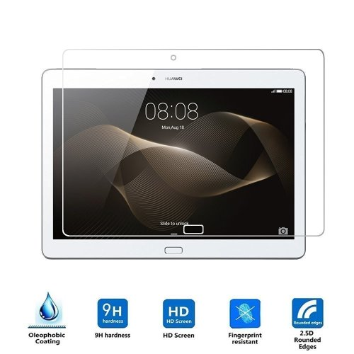 ELTD Huawei MediaPad M3 Lite 10 Screen Protector, Premium Tempered Glass 0.3mm Screen Protector for Huawei MediaPad M3 Lite 10