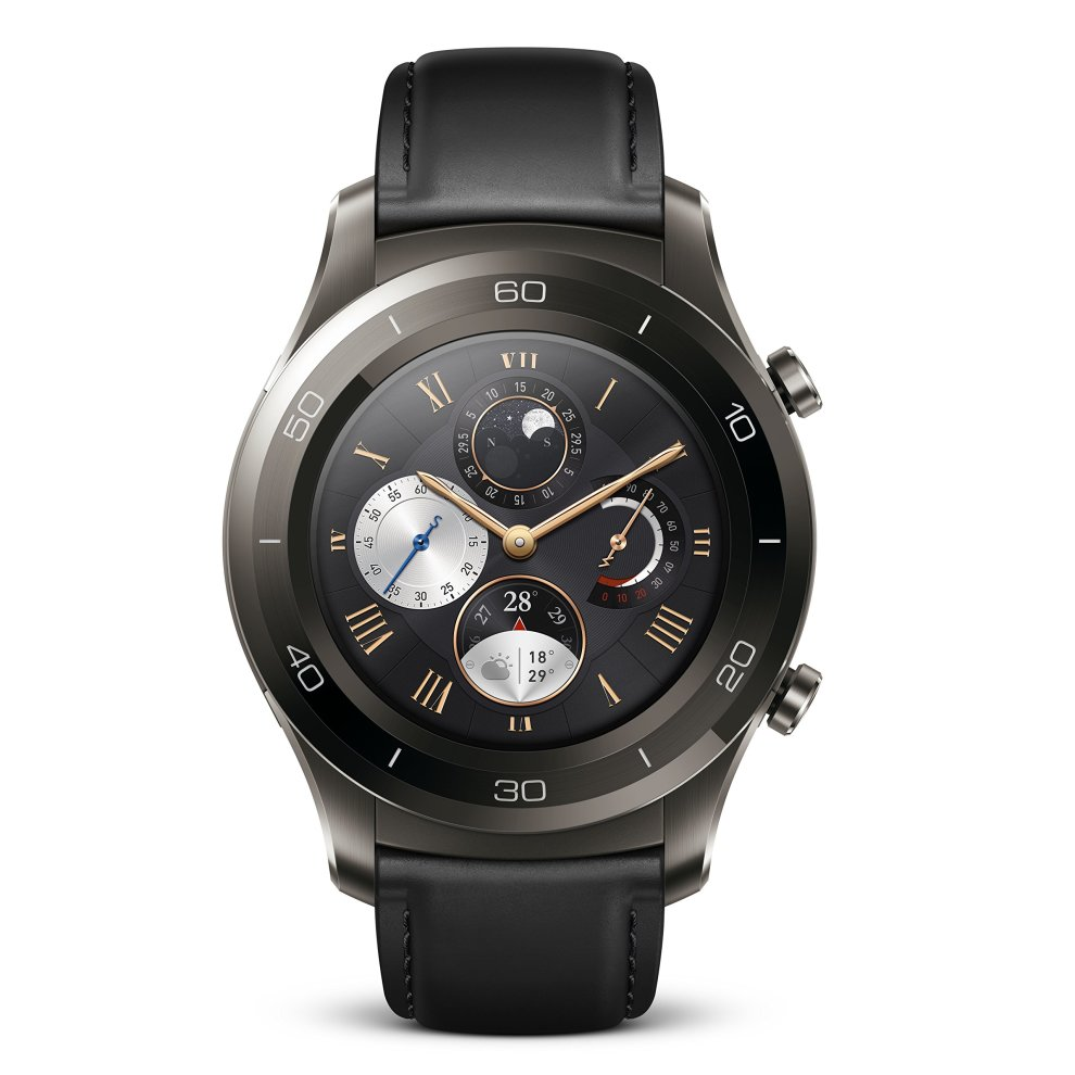 Huawei Watch 2 Classic Smartwatch  Titanium Grey - 66c34cc4ba589a6 , Huawei-Watch-2-Classic-Smartwatch-Titanium-Grey-13495718 , Huawei Watch 2 Classic Smartwatch  Titanium Grey , Array , 13495718 , Electronics & Technology , OPC-PN5GTD-NEW