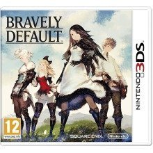 Bravely Default Nintendo 3ds Game