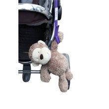 Teddytug Teddy Strap - Toy Tug Tether Safety Link Buggy Baby Toddler Travel -  toy strap teddy tug tether safety link buggy baby toddler travel brand