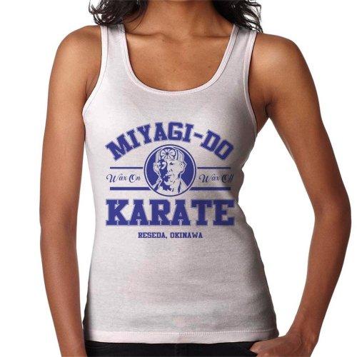 Miyagi Do Karate Kid Women's Vest