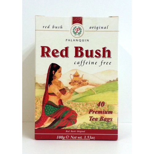 Palanquin Red Bush Spiced Tea 6 Pack -6 x 125g