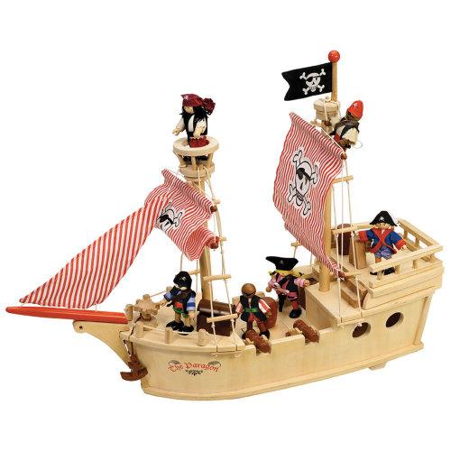 Tidlo The Paragon Pirate Ship