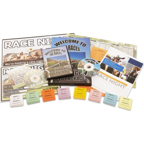 Race Night DVD Vol 4 (for fundraising events)