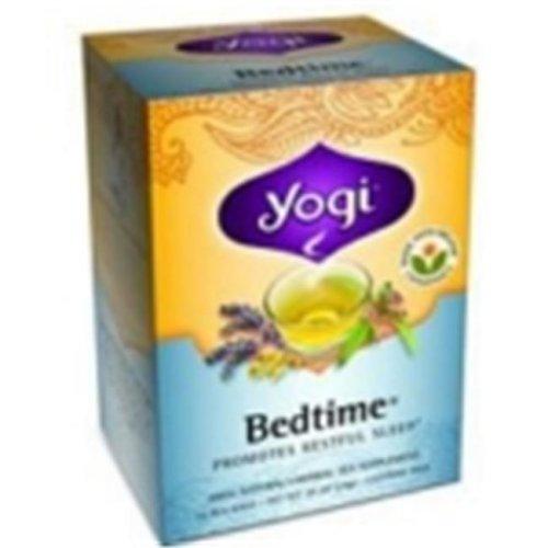 Yogi 27036-3pack Yogi Bedtime Tea - 3x16 bag