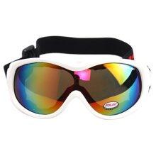 Sports Safety Sunglasses Antifog Eyewear For Cycling Hunting,Ski Goggle White