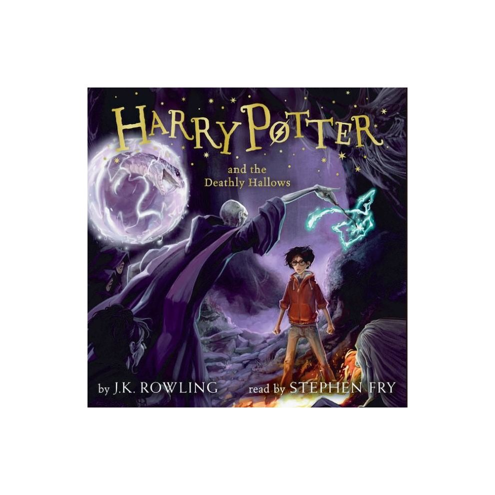 Stephen Fry – Harry Potter and the Goblet of Fire Audiobook – Stephen King Audiobooks