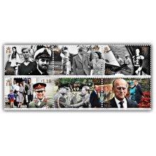 HRH Prince Philip A Lifetime of Achievement Set (Mint)