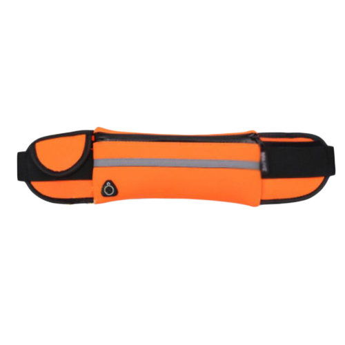 Running Cycling Pouch Sports Pockets Outdoor Waterproof Purse-Orange