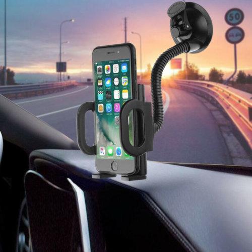 360¡ã Universal Car Windscreen Dashboard Mount Holder For iPhone Mobile Phone GP