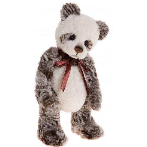 Charlie Bears Collectable Dick Cuddly Soft Teddy Bear 28cm