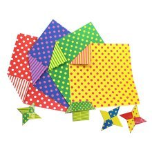 15x15 cm Arts and Crafts Projects Origami Papers - 80 Pieces