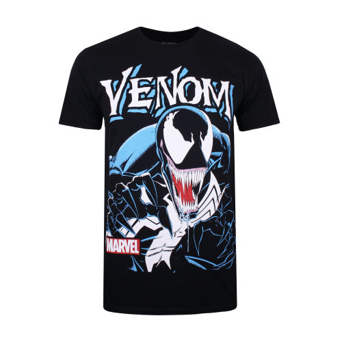 d38637c3e9d7 Marvel Venom Anti Hero Mens T-shirt Black on OnBuy