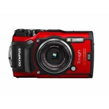 Olympus Tough TG-5 Camera - Red | Waterproof Digital Camera