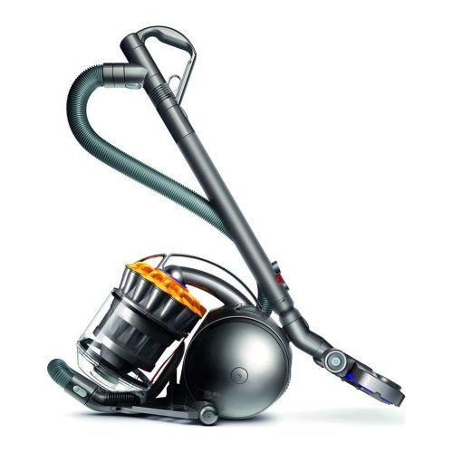 DYSON Ball Multi Floor Cylinder Bagless Vacuum Cleaner - Silver, Silver